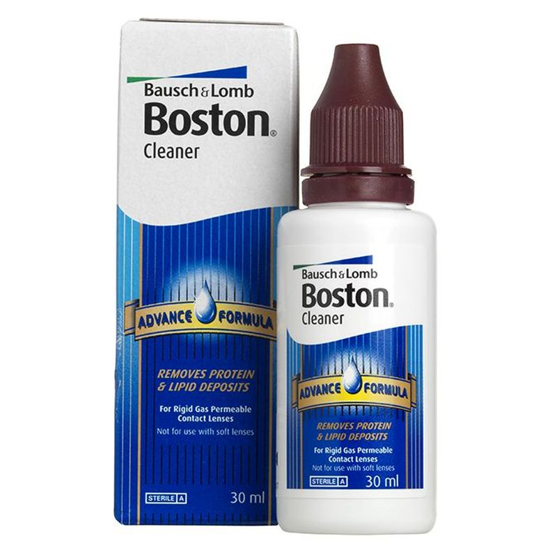 BOSTON CLEANER ΓΙΑ ΚΑΘΑΡΙΣΜΟ ΦΑΚΩΝ ΕΠΑΦΗΣ (30ml)