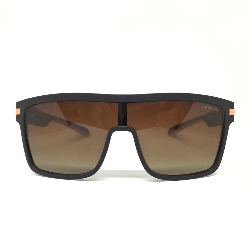 TED BROWN London Polarized TB 344-BR/OR-B2
